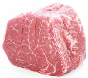 Tenderloin steak (svíčková), mramorování: aa3-5 Wagyu