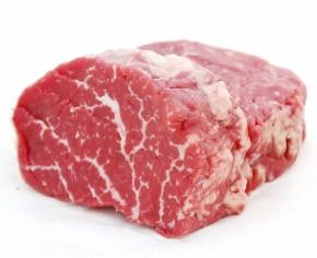 ANGUS - tenderloin steak (svíčková), BÝK