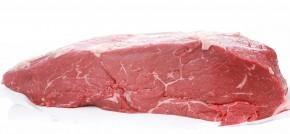 WAGYU - rump steak (květová špička), mramorování: aa1-3, BÝK