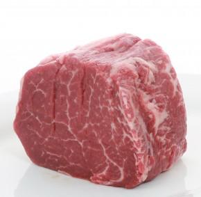 Tenderloin Steak (svíčková), mramorování: AA3-5